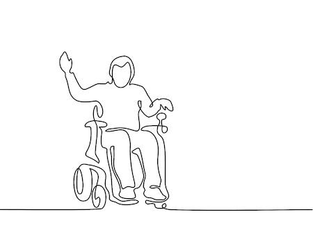 Wheelchair Lines