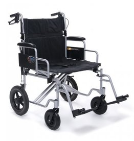 E&J Bariatric Transport Chair