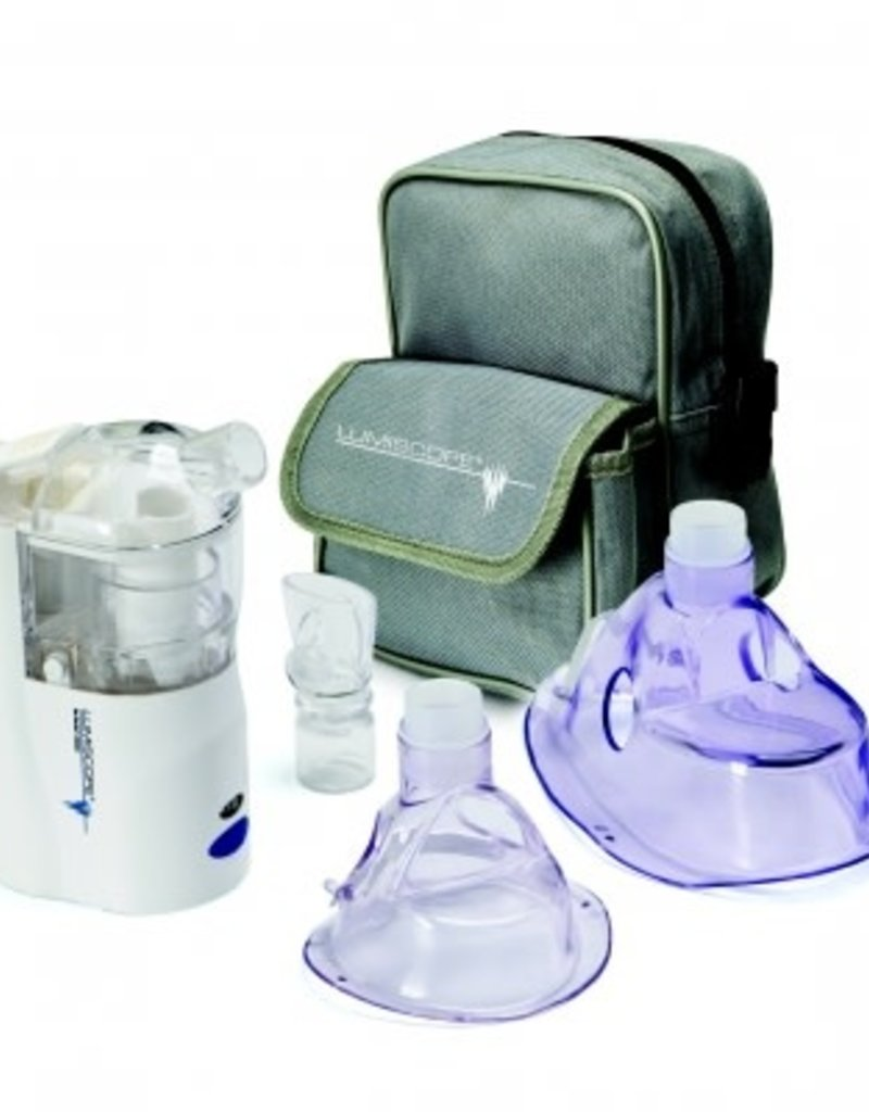 Lumiscope Lumiscope Portable Ultrasonic Nebulizer