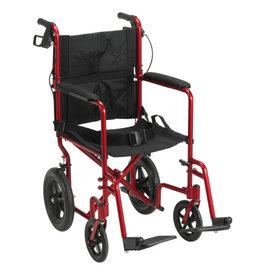 Drive Lightweight Expedition Aluminum Transport Chair