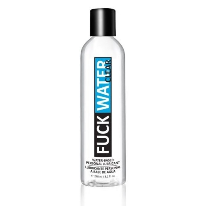 Fuck Water Clear 08 oz