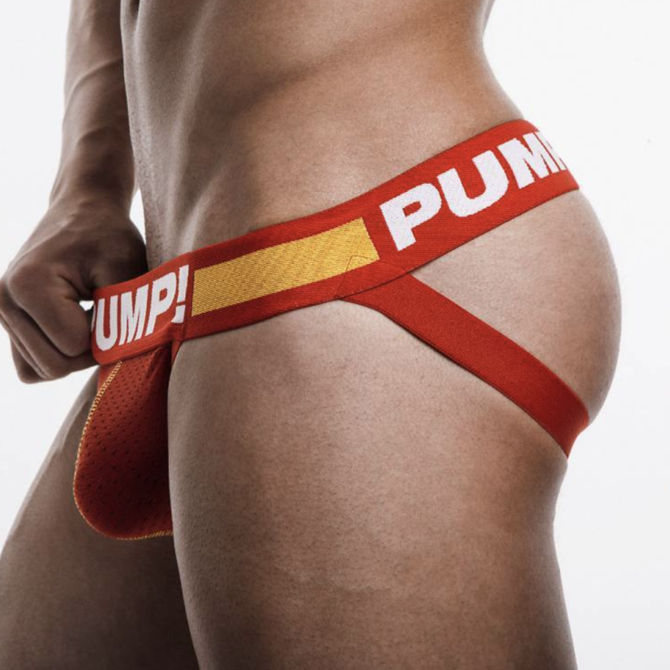 PUMP! Flash Jock