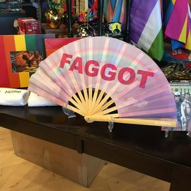 Faggot - Fan
