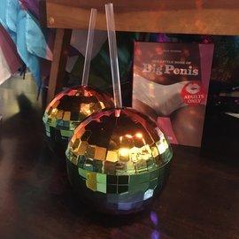 Cup - Disco Ball - Rainbow