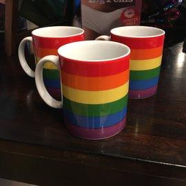 Rainbow Wrap Around Mug