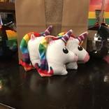 "5"" Rainbow Unicorn Plush Doll"