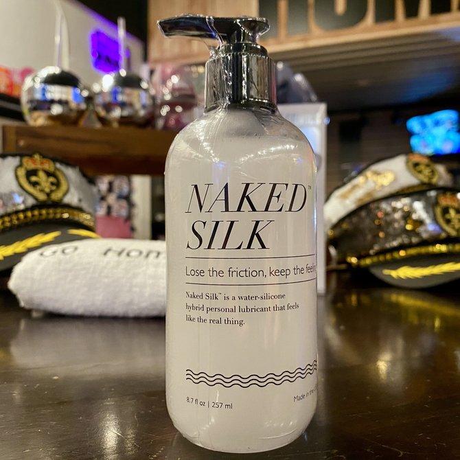 Naked Silk Hybrid Lube 08.7 oz