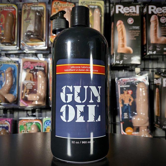 Gun Oil Silicone 32 oz