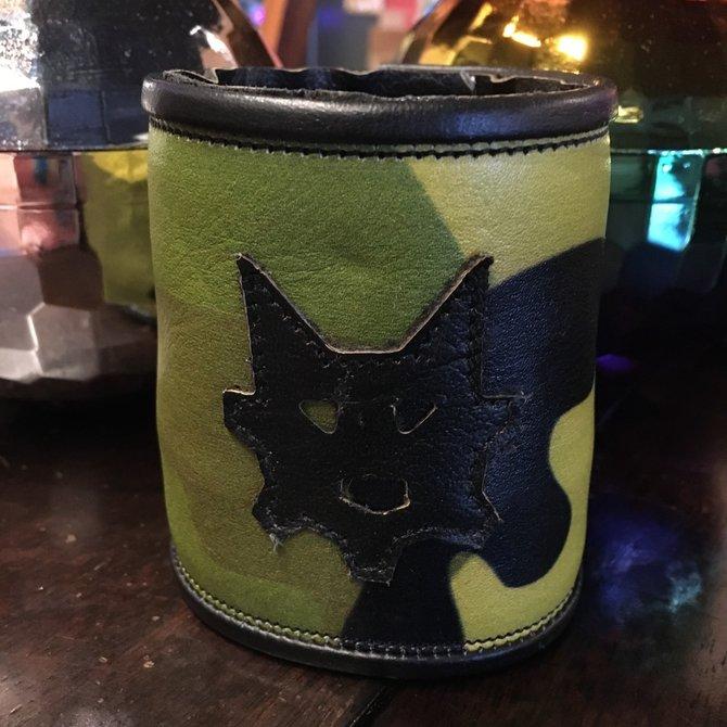 Ryder Gear Ryder Wrist Wallet Green Camo