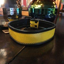 Ryder Gear Ryder Bicep Cuff Yellow LRG/XLG