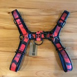 Ryder Gear Ryder Bulldog Harness Red Camo