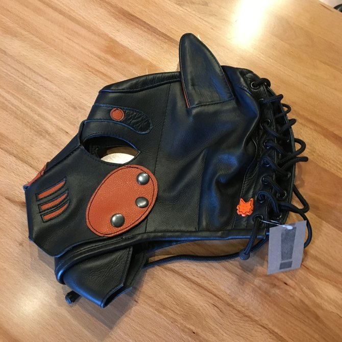 Ryder Gear Ryder Pup Hood Burnt Orange