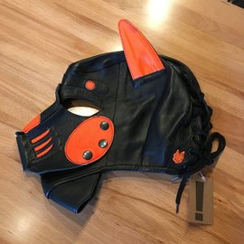 Ryder Gear Ryder Pup Hood Fluorescent Orange