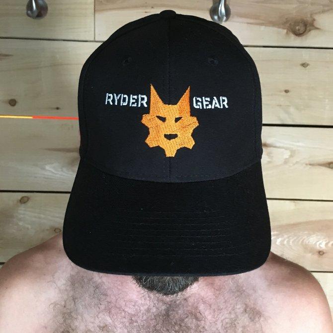 Ryder Gear Ryder Ballcap Black