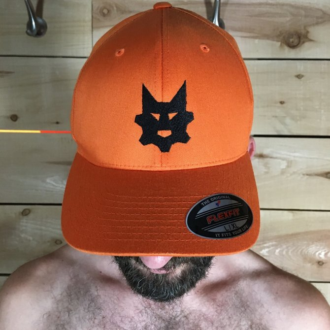 Ryder Gear Ryder Ballcap Orange