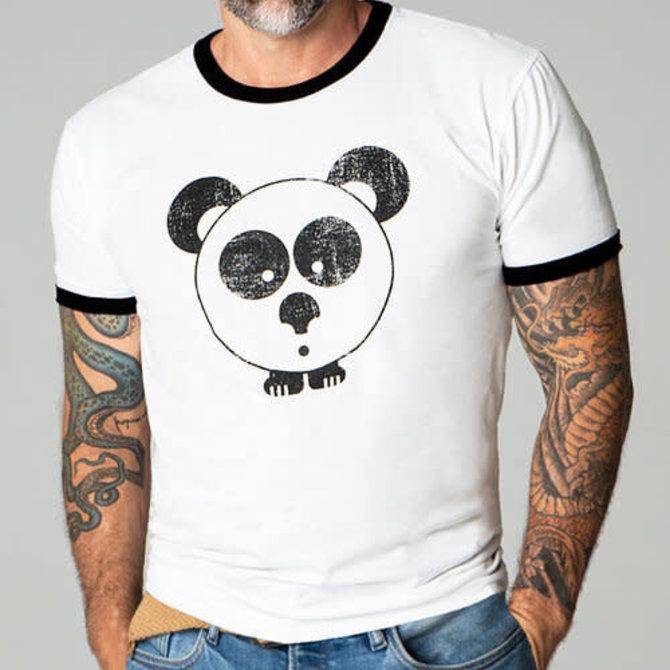 Silber Fuchs NYC BB Panda Tee