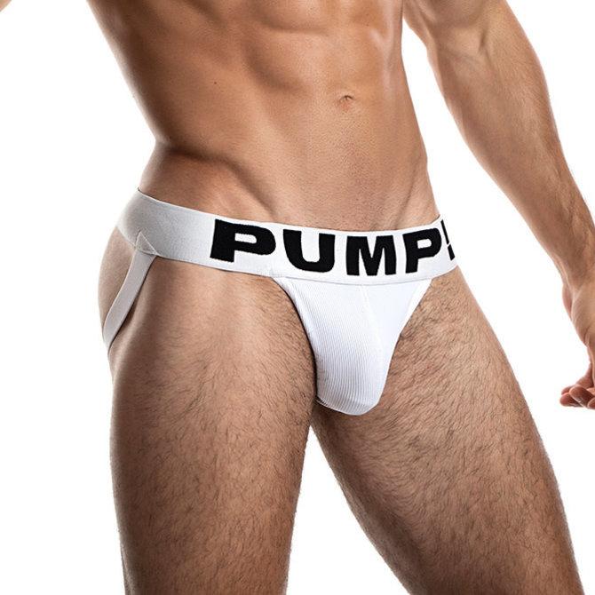 PUMP! White Jock