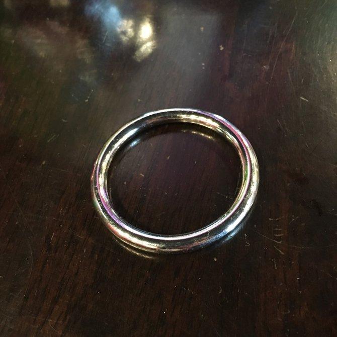 Seamless Metal Ring 1.875