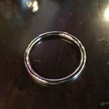 Seamless Metal Ring 2.25