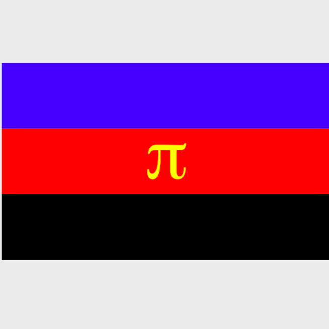 Polyamory Pride Flag (3' x 5' Polyester)