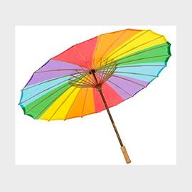 Rainbow Parasol
