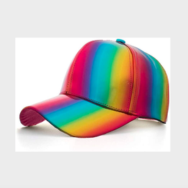 Rainbow Iridescent Baseball Cap