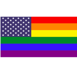 New Glory Pride Flag (3' x 5' Polyester)