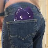 Gay Hanky (Bandana) Purple