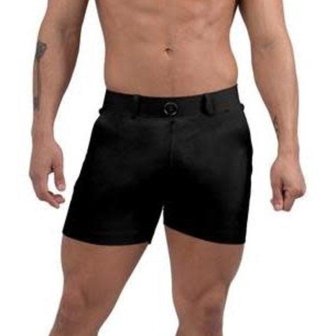 Jimaye Sustainable Vers Swim Shorts - Onyx