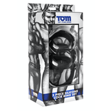 TOM 3-Piece Silicone Cock Ring Set