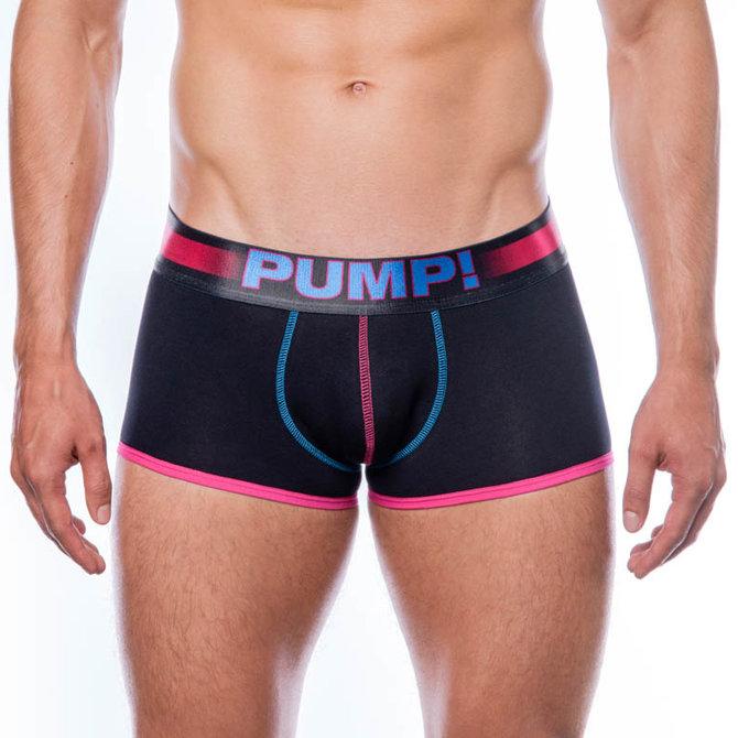 PUMP! PLAY Fuchsia Boxer