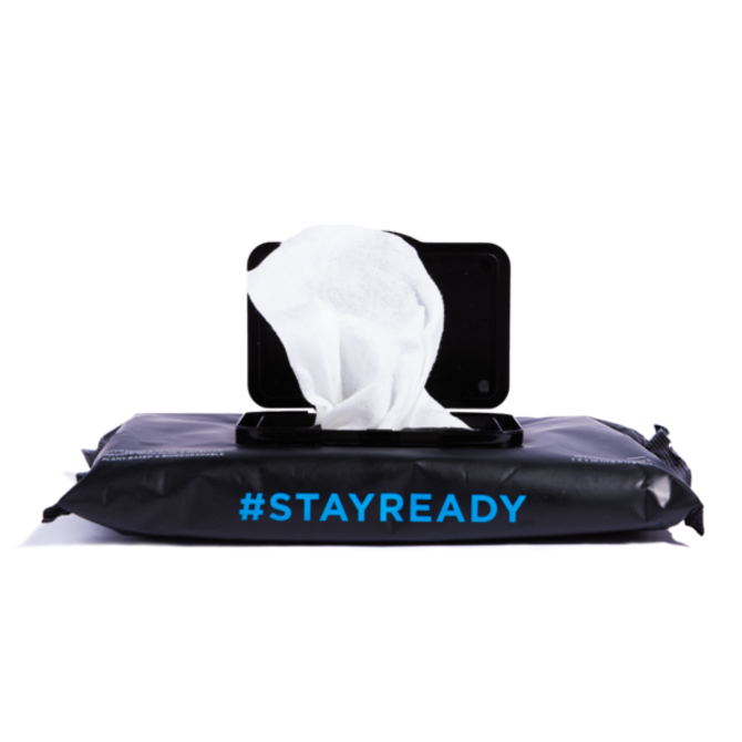 Stay Ready Wipes (48 Count)