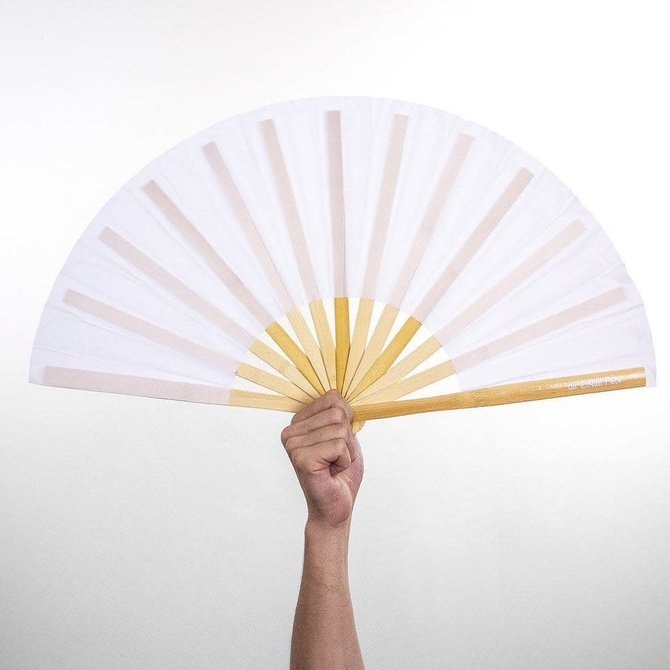 White Fan