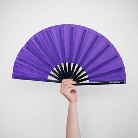 Purple Fan