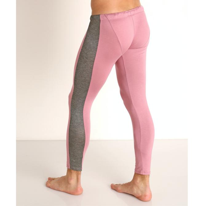 Go Softwear/American Jock Body 2 Extreme Tights - Mauve