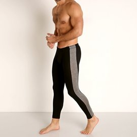 Go Softwear/American Jock Body 2 Extreme Tights - Black