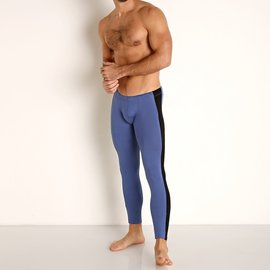 Go Softwear/American Jock Body 2 Extreme Tights - Denim