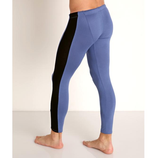 Go Softwear/American Jock Body 2 Extreme Tights - Denim