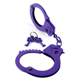 Handcuffs - Purple