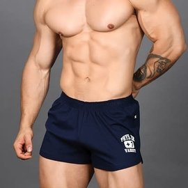 Andrew Christian Phys. Ed Shorts - Navy