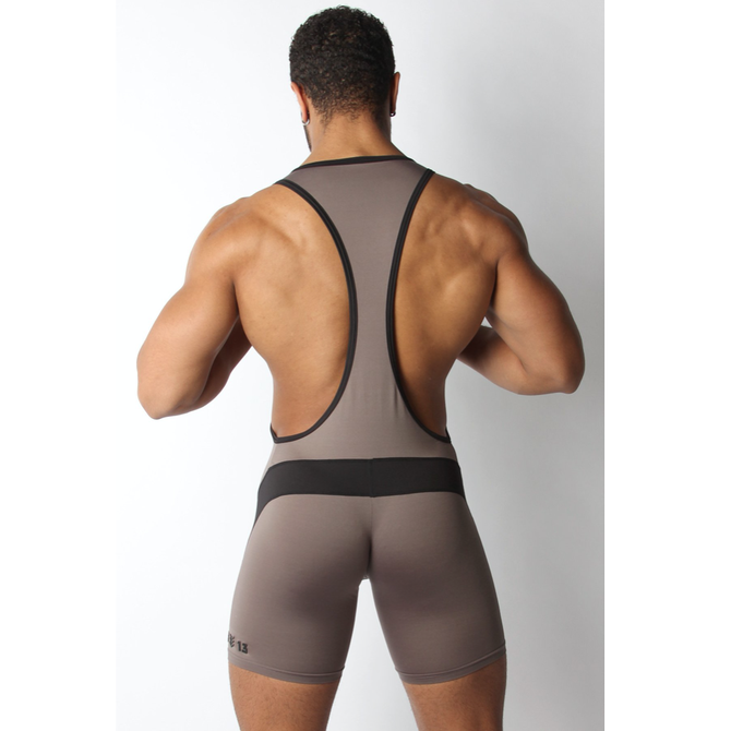 Cellblock 13 Cyclone 2.0 Singlet - Grey