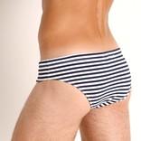 Go Softwear Cannes Bikini - Navy Stripe