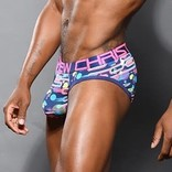 Andrew Christian Funky Retro Brief