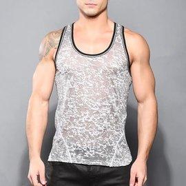 Andrew Christian Vibe Burnout Gym Tank
