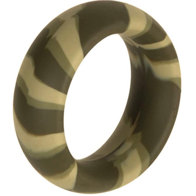 "Major Dick Wide Silicone Camo Donut - 1.5"""
