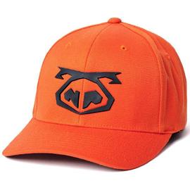 Nasty Pig Snout Cap - Flame Orange/Navy Blazer