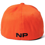 Nasty Pig Snout Cap - Flame Orange/Navy Blazer