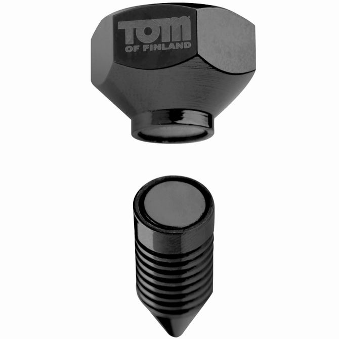 Tom of Finland Bro's Pins Magnetic Nipple Clamps