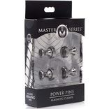 Master Series Power Pins - Magnetic Clamps