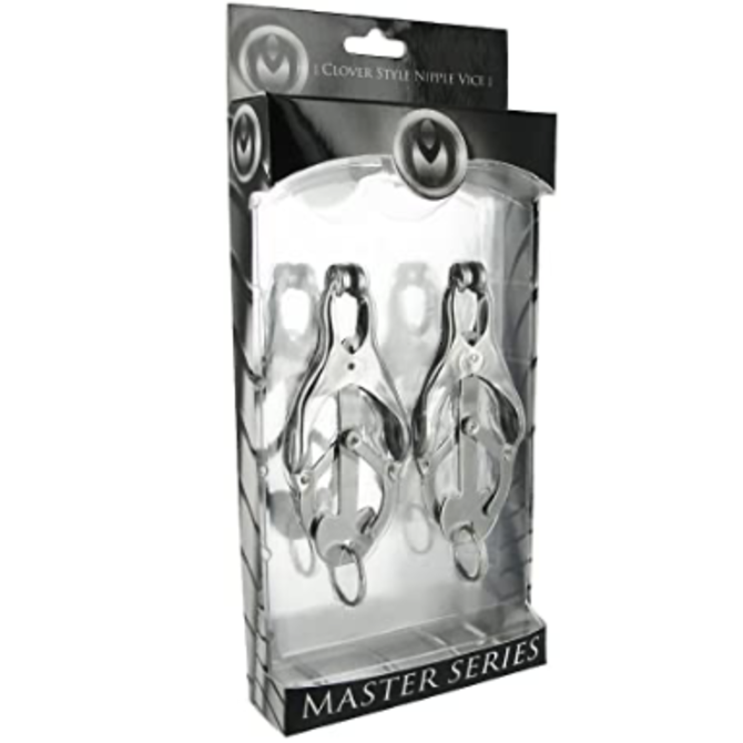 Master Series Japanese Clover Clamps w/o Chain